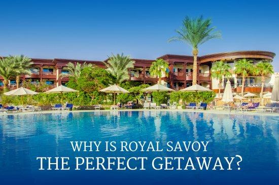 The Royal Savoy Sharm El Sheikh: 1-RS