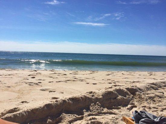 Cooper's Beach: feinster Sand
