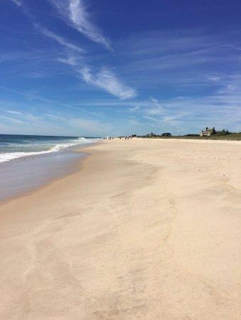 Cooper's Beach: endloser Strand