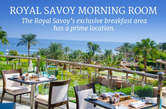 The Royal Savoy Sharm El Sheikh: 9-RS