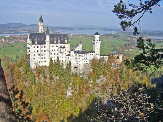 Appartement  Hotel Seespitz: Schloss Neuschwanstein – ganz in der Nähe