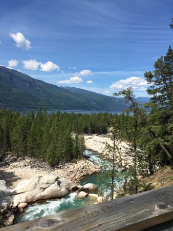 Ainsworth Hot Springs, Canada : Fry Creek