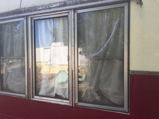 Dayton, Oregón: Broken Window