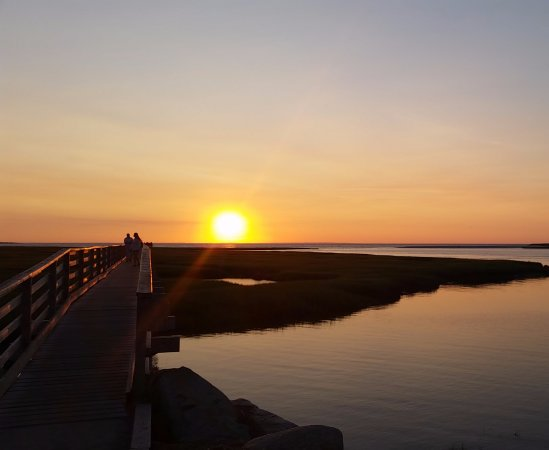 Bass Hole Boardwalk, Yarmouthport, MA