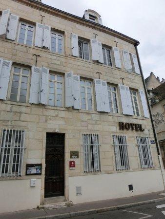 hotel du palais dijon france voir les tarifs 99 avis et 66 photos. Black Bedroom Furniture Sets. Home Design Ideas