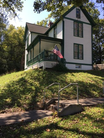 Richmond, KY: The Lock Master's home