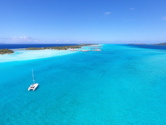 Bora Bora And The Over Water Bungalow Hotels Picture Of