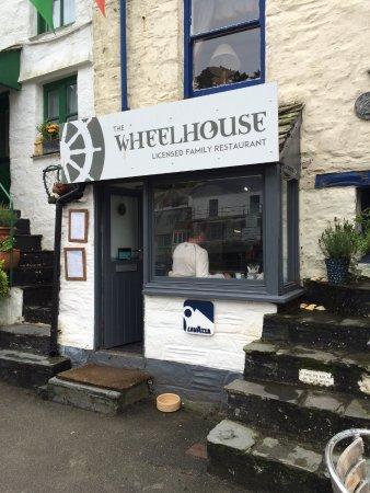 Wheelhouse in September