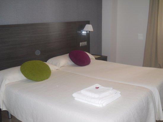 Caparacena, Испания: camas