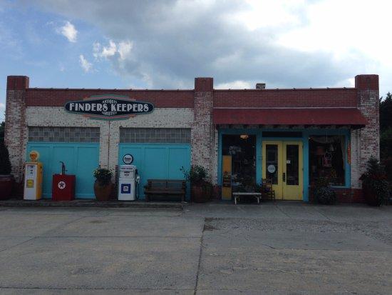 Floyd, Virginie : front view