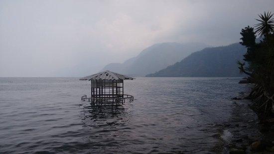 Lake Atitlan, Guatemala: Vista del Lago