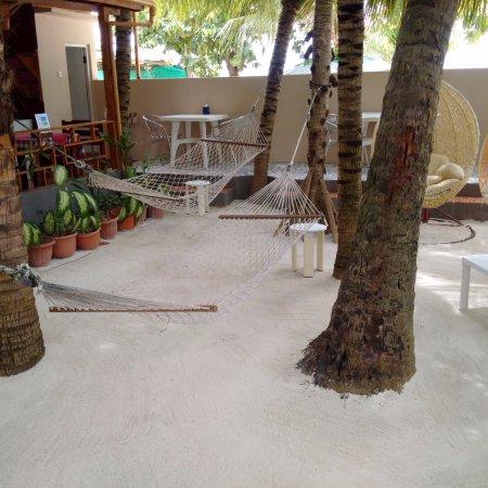 Stingray Beach Inn: very peaceful place
