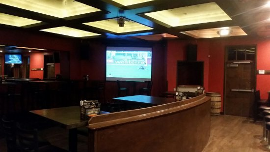 "Copper Mountain, Κολοράντο: 135"" to watch all the games!"