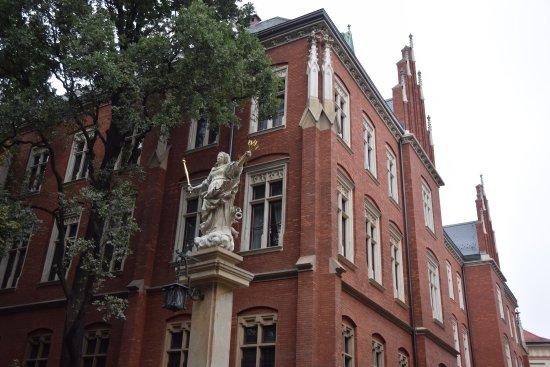 Jagiellonian University - Collegium Maius: photo1.jpg
