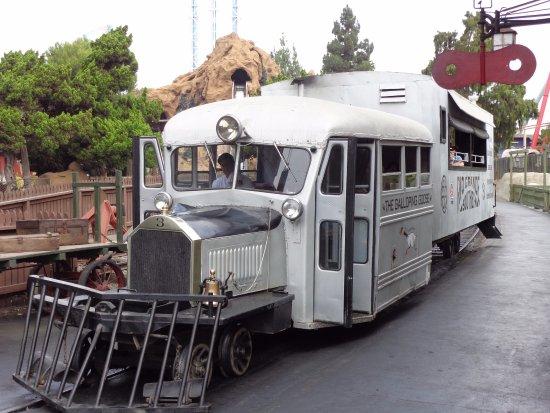 Buena Park, Kalifornien: RGS Goose at Knott's....ride on history!