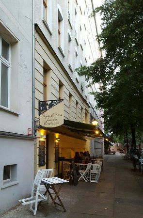 Prenzlauer Berg: Great area.