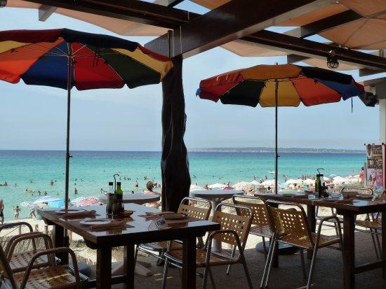 Playa Es Arenals