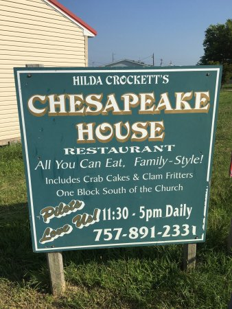 Hilda Crockett's Chesapeake House: photo1.jpg
