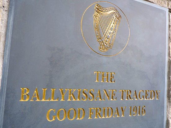 Киллорглин, Ирландия: Ballykissane Memorial