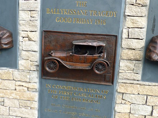 Killorglin, Irland: Ballykissane Memorial