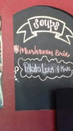 Ocoee, FL: Mushroom Brie is a crowd pleaser!