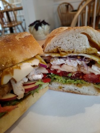 Honeoye, estado de Nueva York: Gourmet Sandwiches