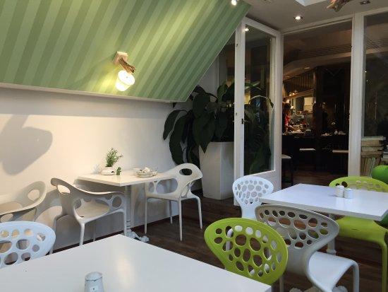 Hotel Rivoli Jardin: Breakfast room