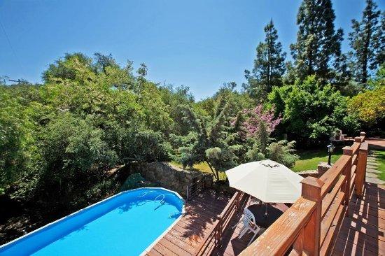 Dulzura, Californie : Grounds and Pool