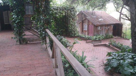 Dulzura, Californie : Terrace and Brook Cabin