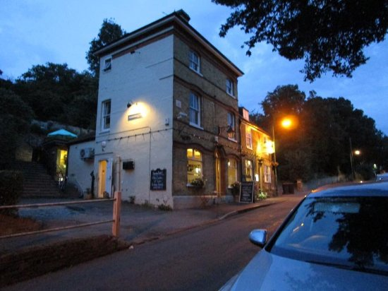 The Old Coach & Horses: As we were leaving