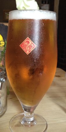 The Old Coach & Horses: Curious Brew - try it - delish!
