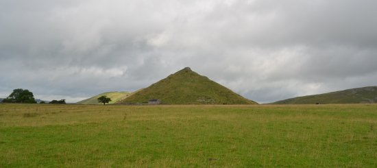 Dovedale, UK: Thorpe Cloud