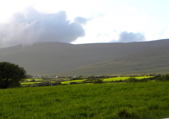 Boolteens, Irlanda: View from the Farmhouse