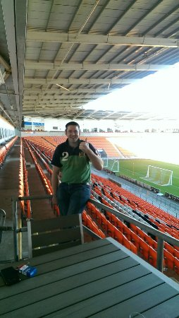 Blackpool FC Hotel and Conference Centre: IMAG1584_large.jpg