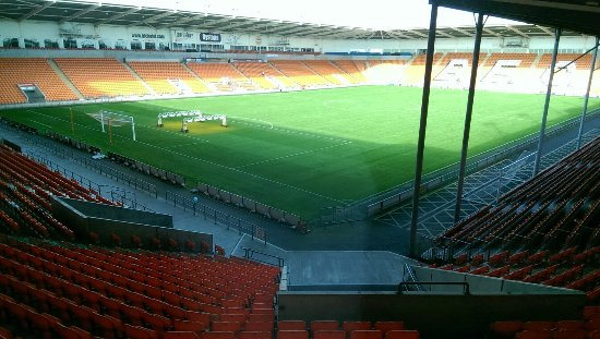 Blackpool FC Hotel and Conference Centre: IMAG1629_large.jpg