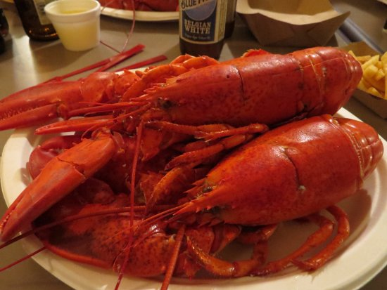 S S Lobster Ltd Fitchburg Ma Menu - Picture of S S ...