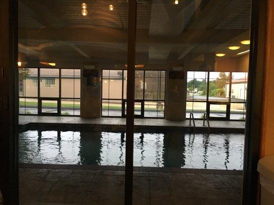 La Quinta Inn & Suites Springfield South: indoor Swimming Pool