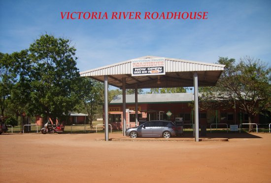 Victoria River, Australien: Great Stay