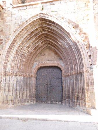 Rubielos de Mora, España: Portal de entrada