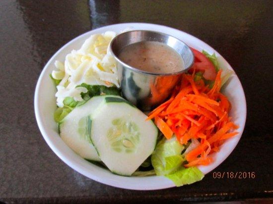 Morrisville, Vermont: Salad