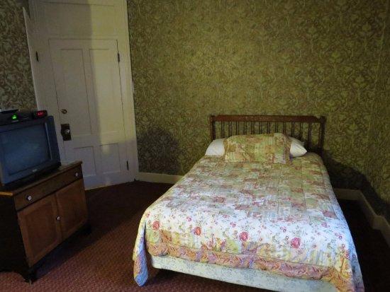 Torrington, CT: Room 353 facing the door.