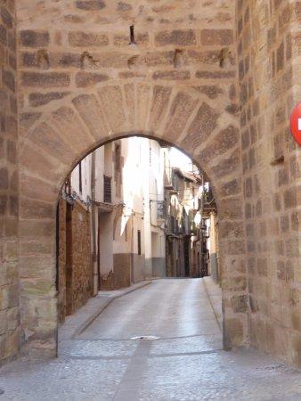 Rubielos de Mora, España: Puerta de Alcalá