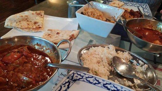 Indian Thai Restaurant Brixham