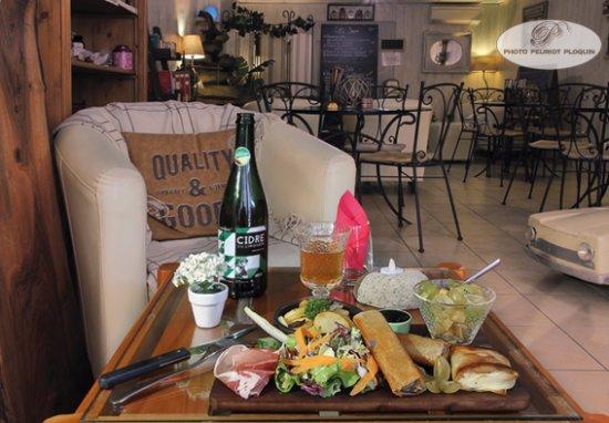 """Beaulieu-sur-Dordogne, France : le """"Plateau Gourmand"""".... incontournable !"""