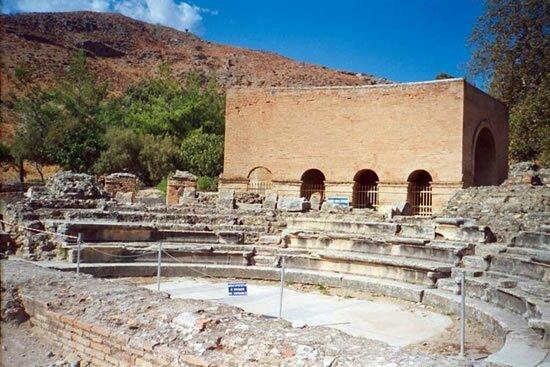Heraklion Prefecture, Grèce : Gortyn