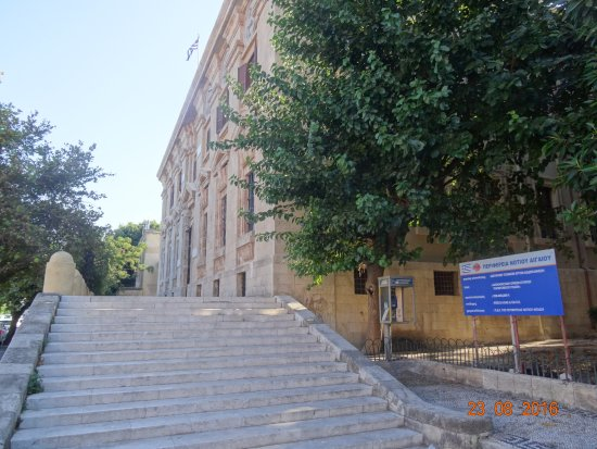 Rhodes Post Office