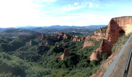 Castile and Leon, Spain: Las Medulas