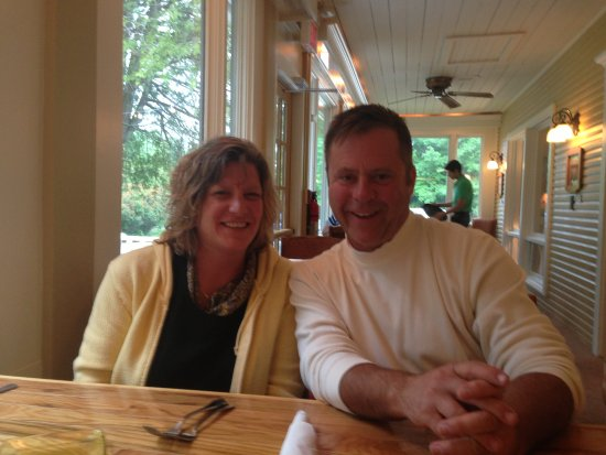Maple City, MI: Adam and Melissa Begley, Good Harbor MI, at the LTI Again!