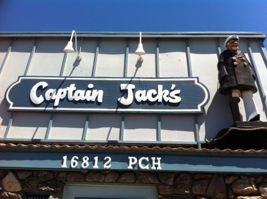 Captain Jack S Restaurant Côté Pacific Highway