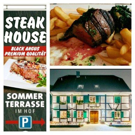 Leverkusen, Germany: Steakhouse Genuss im Fachwerk!